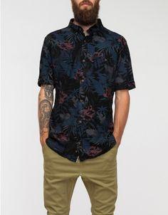 Zanerobe / Aloha Black Floral
