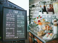 Lucky Lab Coffee Co. Brand Identity & Coffee Truck Menu •Design by Braizen•