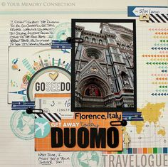Go See Do the Duomo in Florence with the Aug Cocoa Daisy kit-lr