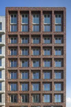 Houthaven Blok 0 – Plots 8 & 9,© Luuk Kramer