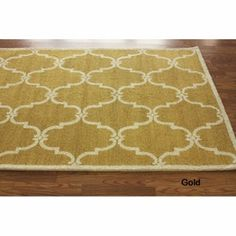 marrakesh trellis rug - loving this pattern and seeing it all over the place.  In fashion, in home decor.