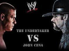 John Cena Hints at Match Against The Undertaker?
