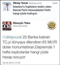 http://facebook.com/seyyarkapakci  #FetihİçinYenikapıdayız @huseyintoka  HAZIMSIZ OKTAY'A FENA VURMUŞ :))