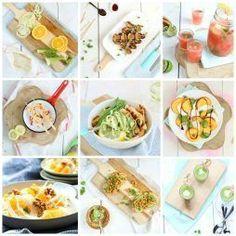 Lekker eten met Linda - receptenindex Spaghetti Bolognese, Jamie Oliver, Slimming Recipes, Tzatziki, Spring Rolls, Tapas, Fresh Rolls, Food For Thought, Meal Planning
