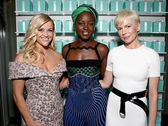 REESE WITHERSPOON, LUPITA NYONG'O & MICHELLE WILLIAMS