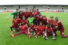 SPORTS And More: U17 @England Tournament @Portugal -7- @England -3-...