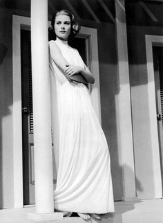 Grace Kelly in High Society (1956), directed by Charles Walters.
