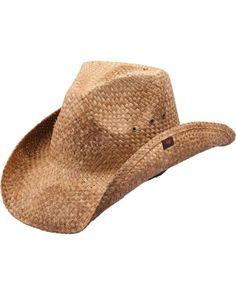 f12329516bb Peter Grimm Soest Straw Cowboy Hat Cowboy Hats
