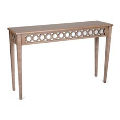table for entryway