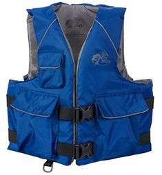 Bass Pro Shops Nylon Sport Life Jacket Vest PFD Type III Blue LargeXLarge >>> You can get additional details at the image link.Note:It is affiliate link to Amazon. #likes