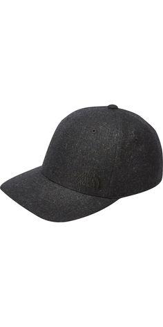 CLASSIC WOOL BALL CAP Caps Sort fra The North Face DKK 250,- | Køb Online