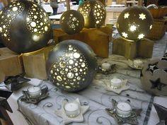 Lichterkugeln 2013, verkauft