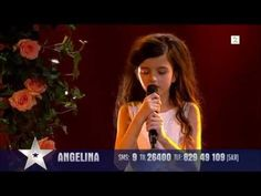 Summertime - Angelina Jordan, Little girl sings