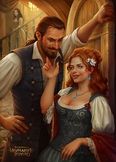 50 Mind Blowing Digital Art works and illustrations for your inspiration Fantasy Portraits, Character Portraits, Fantasy Artwork, Fantasy Story, High Fantasy, Medieval Fantasy, Pirate Art, Pirate Life, Character Concept
