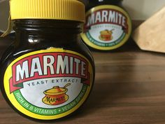 """Marmite Pastry — Warrens calls it """"the ultimate in pasty goodness"""" Heath Robinson, Yeast Extract, One That Got Away, Marmite, Gcse Art, Homework, Bakery, British, Drink"""