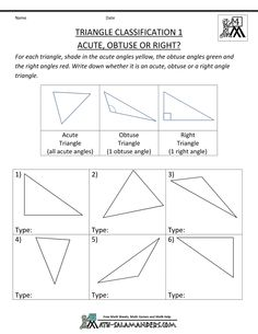 Lesson 1 Homework Practice Classify Angles Answers To Guess - image 4