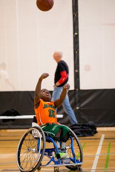 https://flic.kr/p/DcAghb | Jr. Pacers Wheelchair Basketball Home Tournament @ Mary Free Bed YMCA - Nov 4, 2017