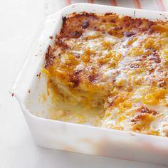 Roasted Butternut Squash Lasagna
