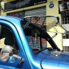 Safari Windows, Volkswagen, Van, Ideas, Classic Cars, Beetle Car, Beetle, Motorbikes, Vans