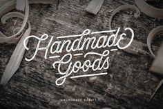Ad: Anchorage Script Typeface - OFF by pratamaydh on Introducing Anchorage Script Typeface! with 2 Styles and Simple Swash --- Anchorage Script Typeface is a handcrafted script vintage font. Script Typeface, Hand Lettering Fonts, Typography Logo, Handwritten Logo, Font Art, Lettering Design, Pretty Fonts, Beautiful Fonts, Cool Fonts