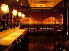 Okayama|Restaurant|ダイニングバー 暖家(ダンケ)|モダンで高級感のある造りが魅力の1F。普段使いはもちろん!!貸切パーティーにもオススメ♪