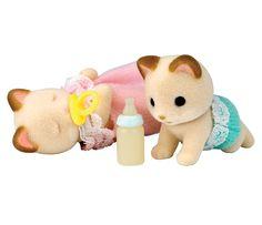 Cream Cat Twins (£6.99)