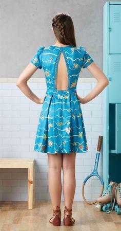 Só na Antix Store você encontra Vestido Ginástica Rítmica com exclusividade na…