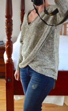 https://www.stitchfix.com/referral/3590654 I like that this sweater is different from what I normally see in stores or on people.   The Peanut Farm: Stitch Fix Box #2 and Review - February 2015