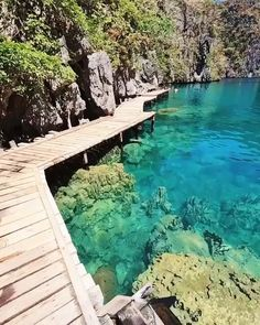 Palawan, Siargao, Beautiful Places To Travel, Best Places To Travel, Cool Places To Visit, Dream Vacations, Vacation Trips, Vacation Spots, Travel Around The World