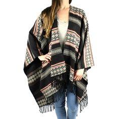 Tempe Blanket Coat — RACK + CLUTCH