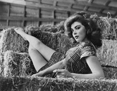 tina louise (ginger from gilligan's island)