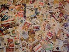 collezione di bustine di zucchero