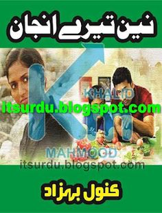 Urdu Books: Nain Tere Anjan By Kanwal Behzad Quotes From Novels, Urdu Novels, Stories For Kids, Urdu Poetry, Biography, Crime, Comedy, Mystery, Fiction