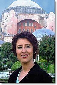 Ms Gamze Artaman, Guide, Istanbul, Turkey