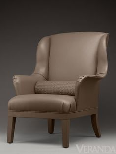 "Bottega Veneta ""Meta"" wingchair."