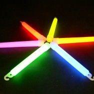 Glow ışıklı çubuk kullanın