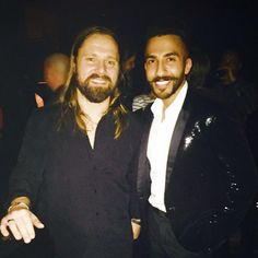 Max Martin 2015 Birthday Party