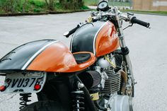 Yamaha XS650 Cafe Racer by Limey Bikes #motorcycles #caferacer #motos   caferacerpasion.com