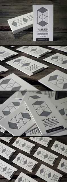 TRI Nguyen Business Cards
