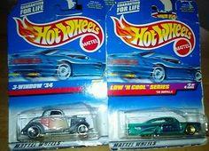 Lot of classic Mattel Hot Wheels