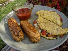 Spicy Vegan Sausage    Gluten Free Vegan #vegan #breakfast #recipe