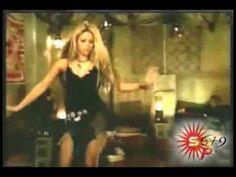 Shakira Dancing Merengue (La Reina del Swing) (+playlist)