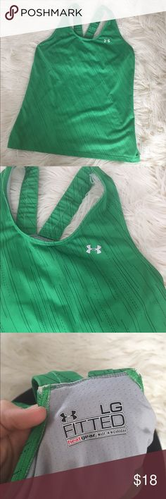 Under Armour tank In great condition, built in bra. Under Armour Tops Tank Tops