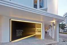 national design centre singapore by SCDA architects