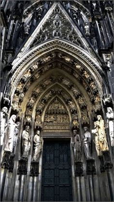 Cologne Cathedral, Altstadt-Nord, Cologne, Germany