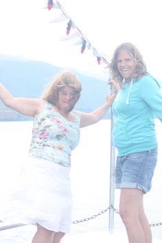 Marleen en Marina