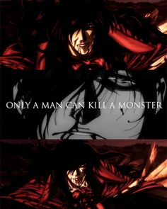 Hellsing Ultimate - Alucard