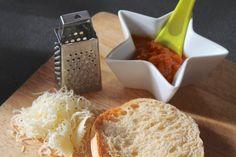 A Little Bit Greedy: Veggies in disguise: a useful sauce and speedy piz...