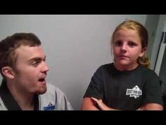 Carmel Karate Student Gets A Shout Out From Her Martial Arts Instructor - YouTube