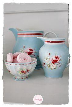 Sommerhusliv Hele Aaret: Skøn the til os te drikkere...
